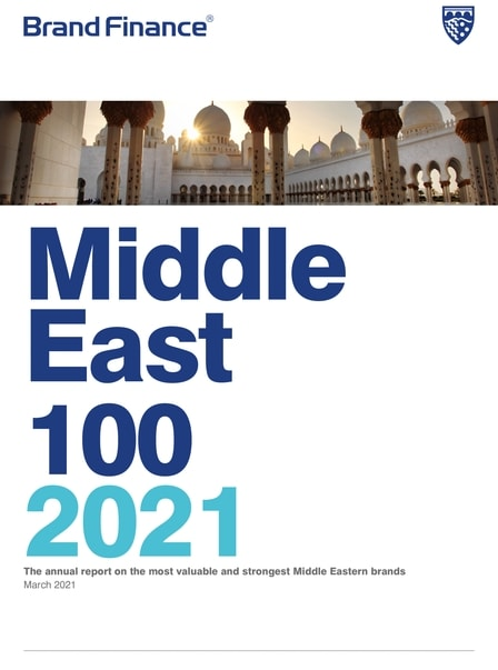 Brand Finance Middle East 2021
