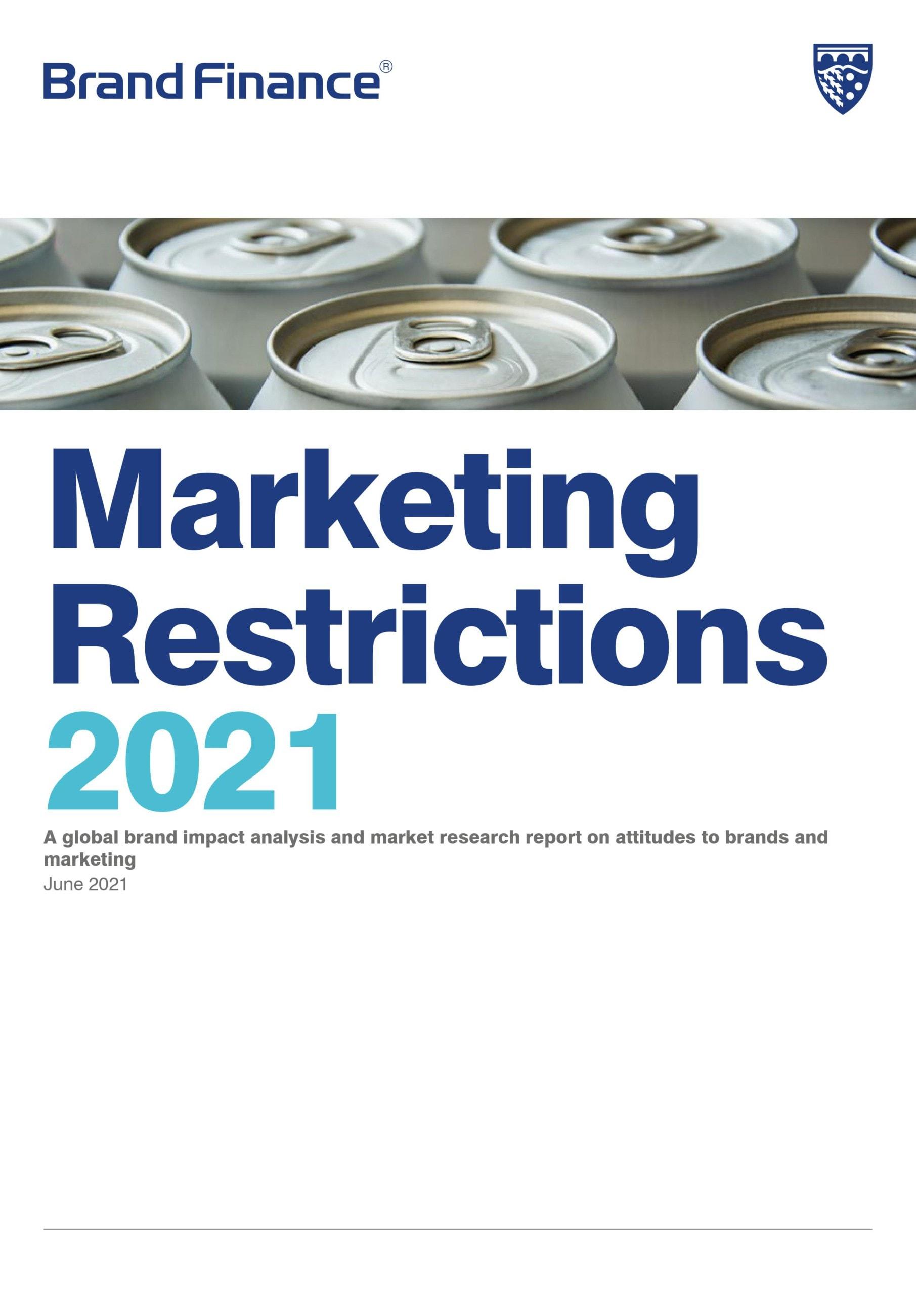 Marketing Restrictions