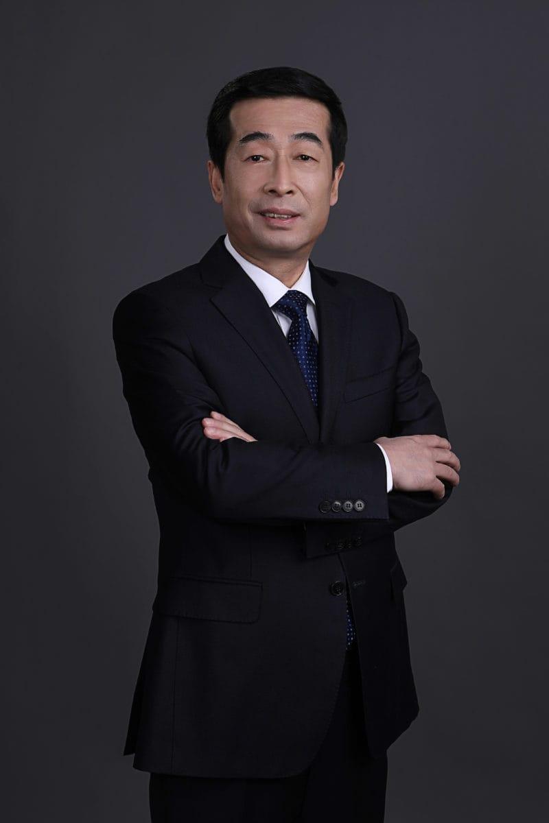 Zhang Jianqiu CEO, Yili