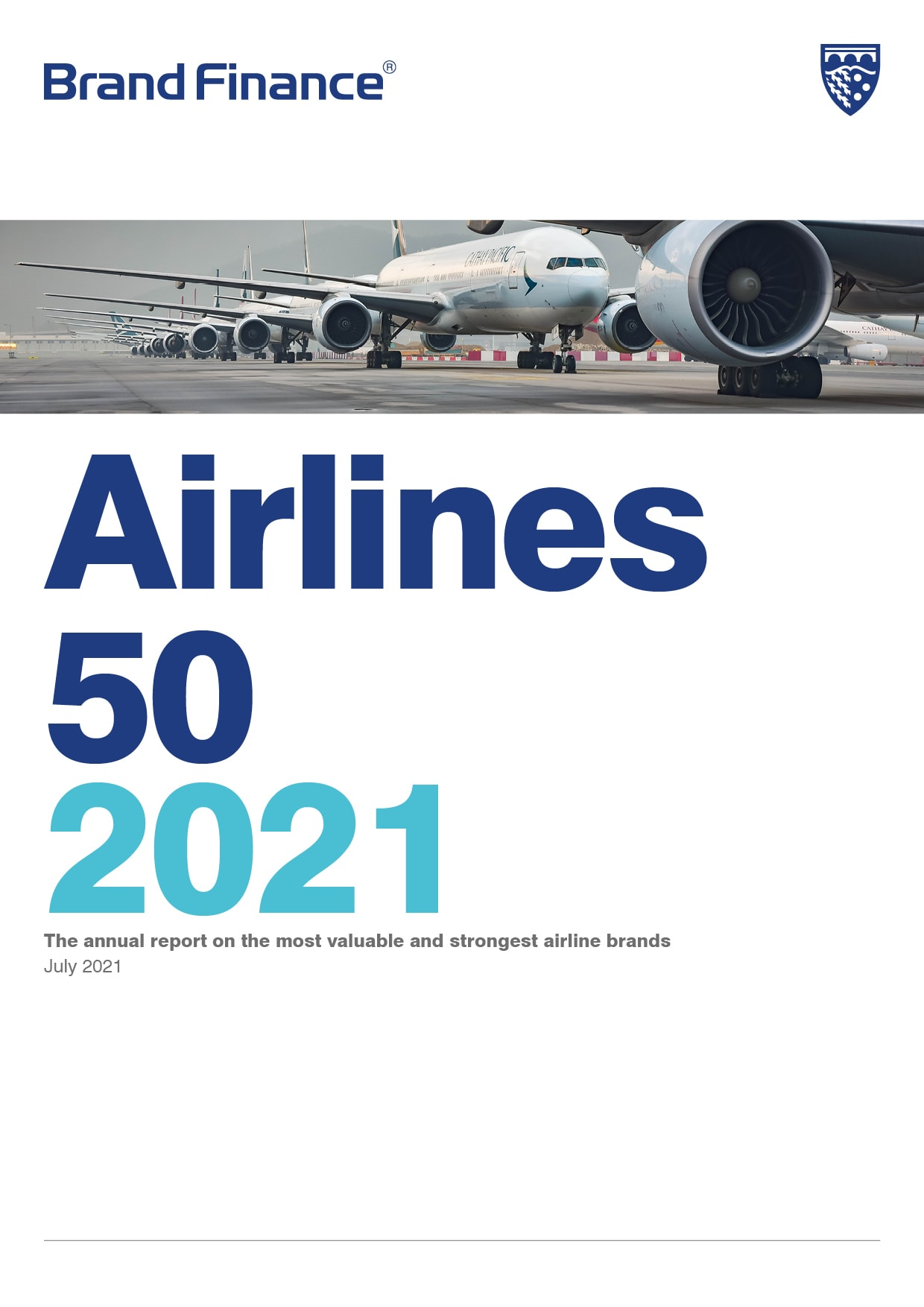 Airlines 50 2021